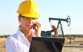 Women in Oil and Gas - Welcoming Female Engineers; Still Few CEOs