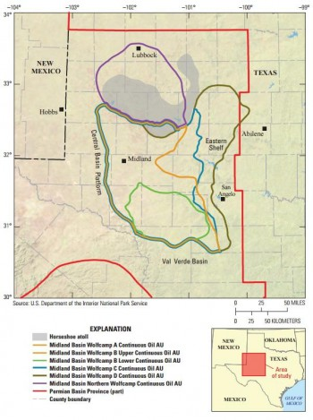 Largest Oil Deposit in the US Found in the Permian Basin