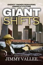 Giant Shifts: Energy Trends Reshaping America's Future by Jimmmy Vallee